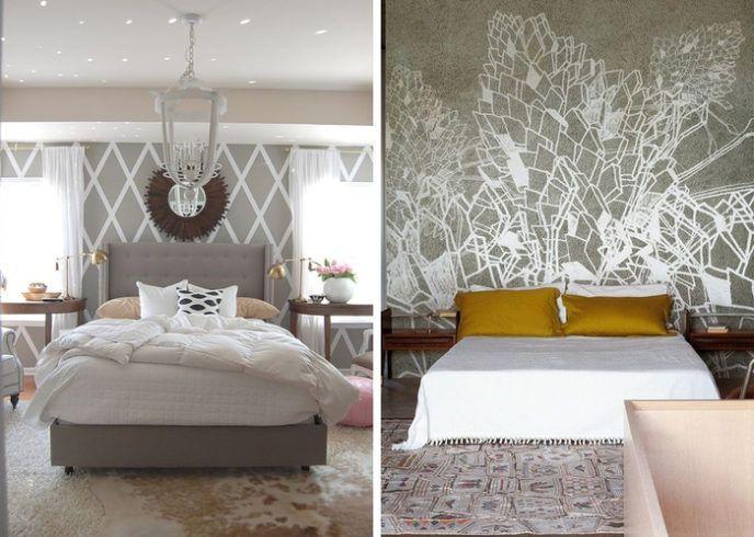20 nápadov na tapety v spálni - Byvanie je hra