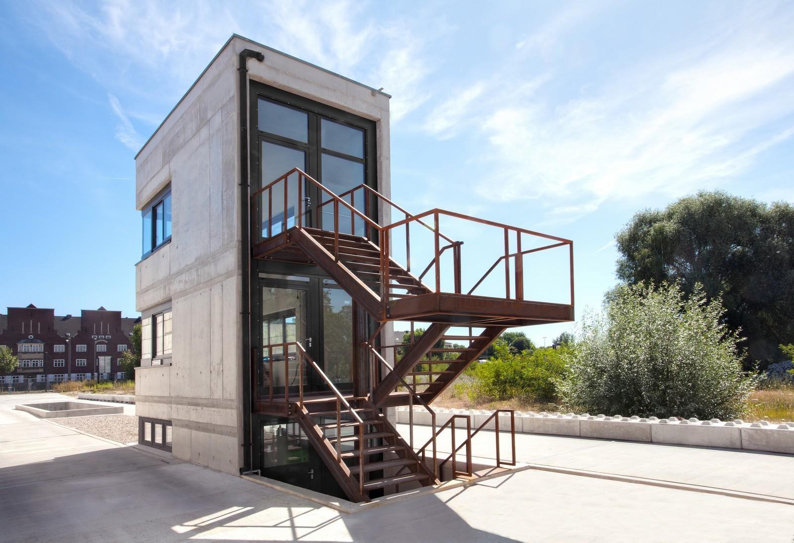 WAAGENTURM by Wilk-Salinas Architekten