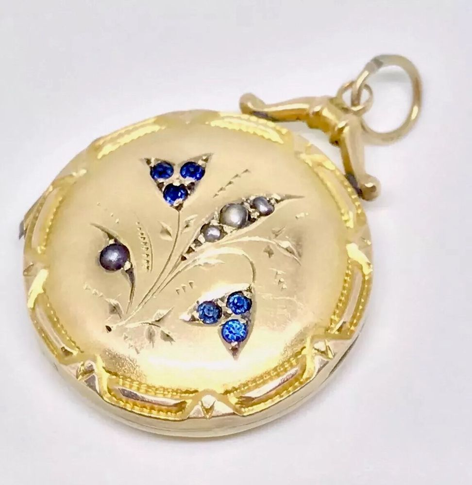 sapphire and with shop rings loquet yellowsappring pastel locket diamond ring us lockets