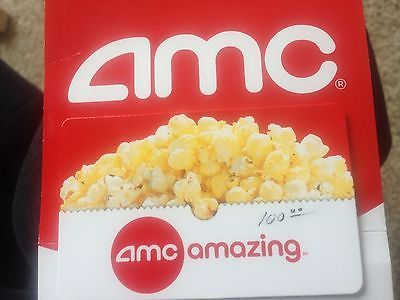 $100 AMC THEATERS GIFT CARD FREE SHIPPING! Movie https://t.co/P6djwChP15 https://t.co/a11ujXcRWH