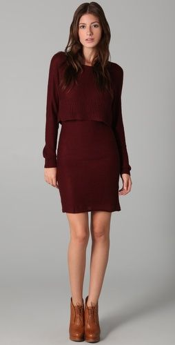twenty8twelve sweater dress..
