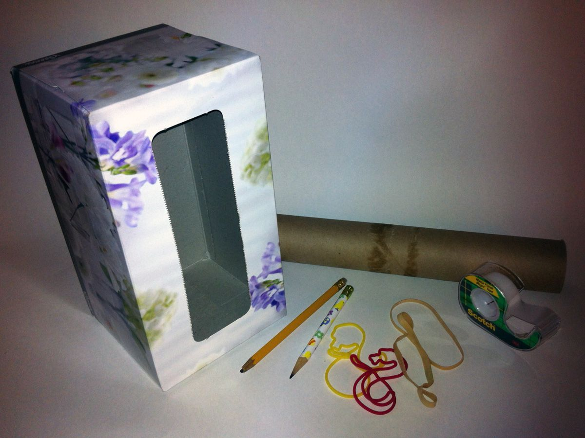 Musical Instruments For Kids To Make