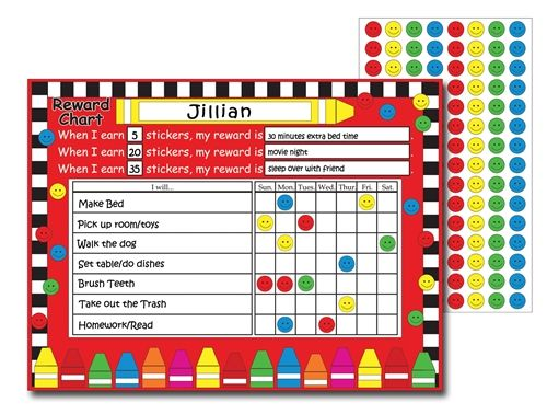 Reward Chart #forKids #gift4kids  at: http://www.charlestonwrap.com/shop-now.php   USE this code under Student Credit: 875879   Gift Wrap  - Personalized Gifts - Kitchen Accessories - Magazines and more.