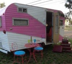 Vintage Pink Shasta