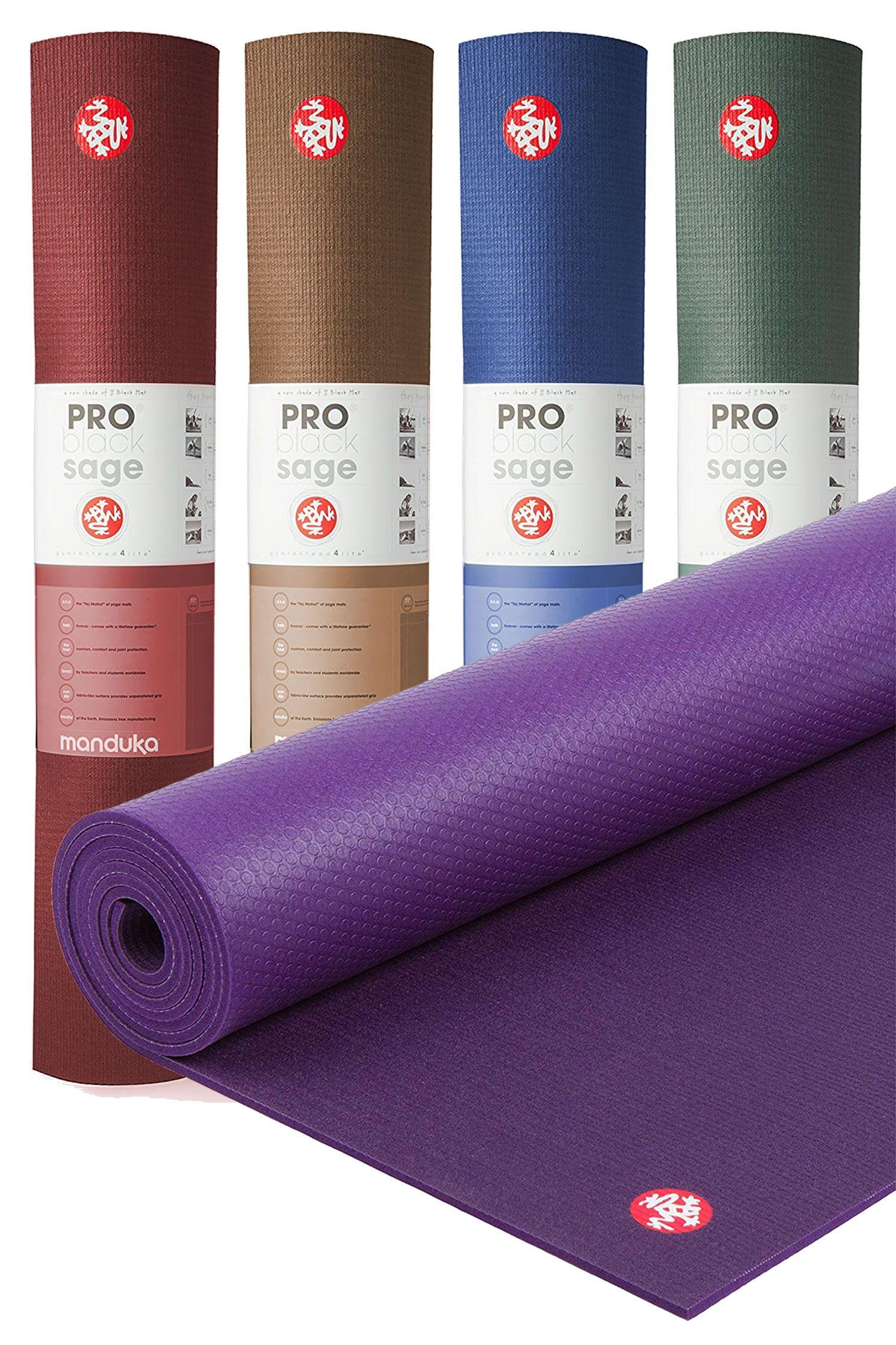 Manduka Pro Eco Friendly Yoga Mat In 2020 Eco Friendly Yoga Mats Thick Yoga Mats Yoga Mat