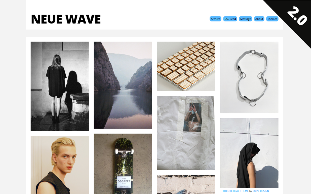 17 Best images about THEMES: WORDPRESS // TUMBLR // CARGO ...