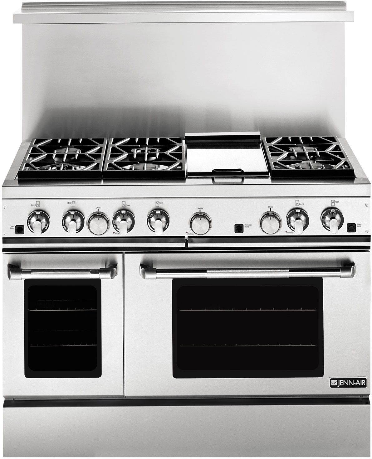 Oh To Have This Jenn Air 48 Pro Style Range With A Convection Oven