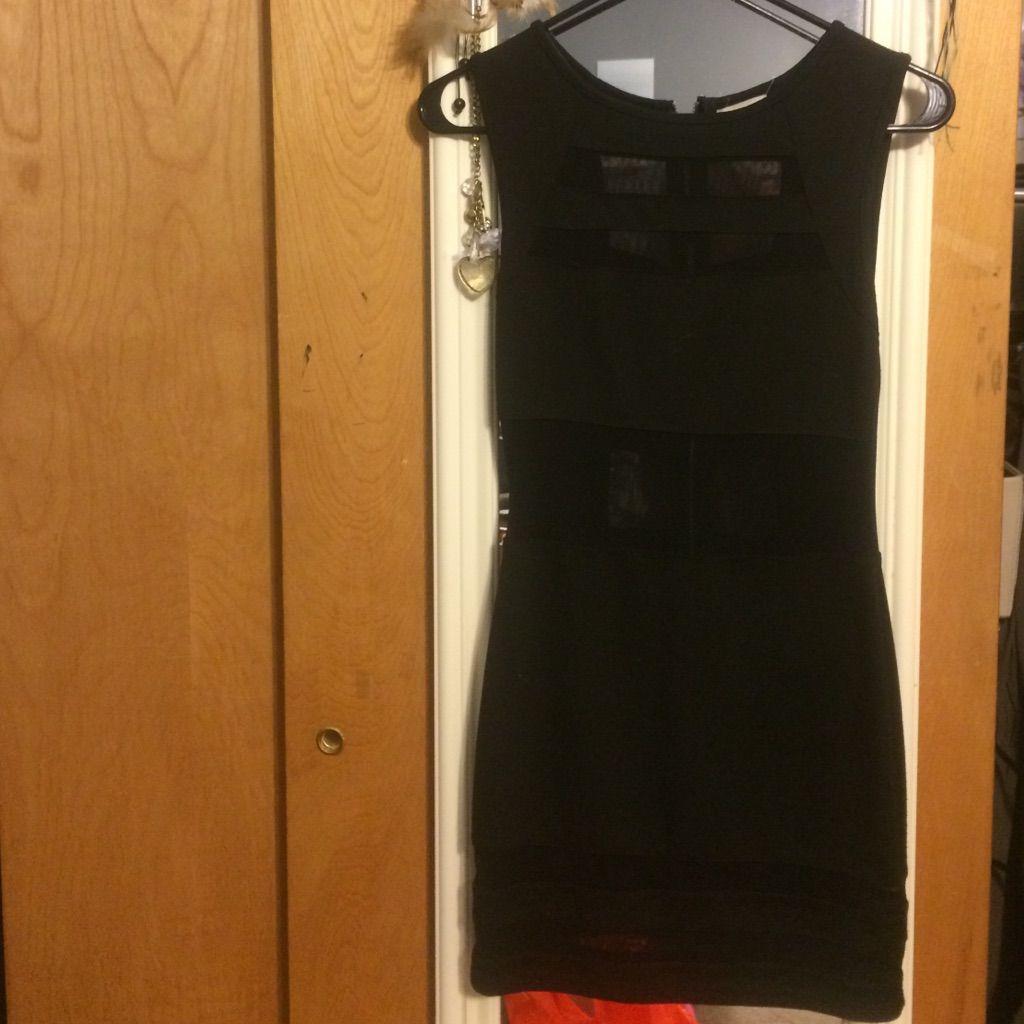 Black mesh dress products