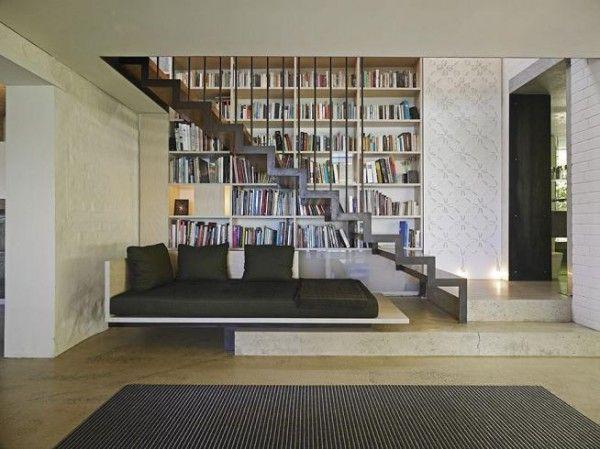 Galleria foto - Librerie moderne Foto 26 | New House | Pinterest