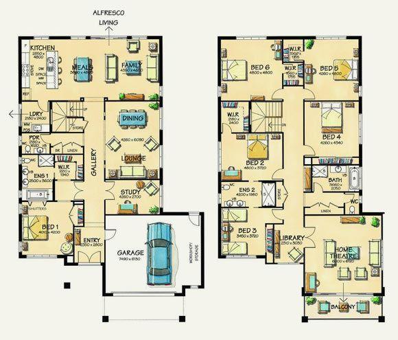 Ultimate Floor Plan House Floor Plans Floor Plans House Plans