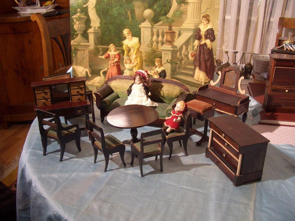 Traumschöne Biedermeiermöbel ca. 1840-1860   eBay