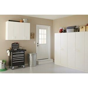 stor it all 38 5 in w wood composite wall mount utility on lowe s laundry room storage cabinets id=14948