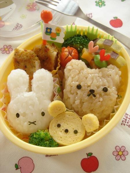 onigiri and tamagoyaki bento kawaii food pinterest und. Black Bedroom Furniture Sets. Home Design Ideas