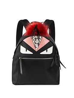 How Much Is Fendi Monster Backpack