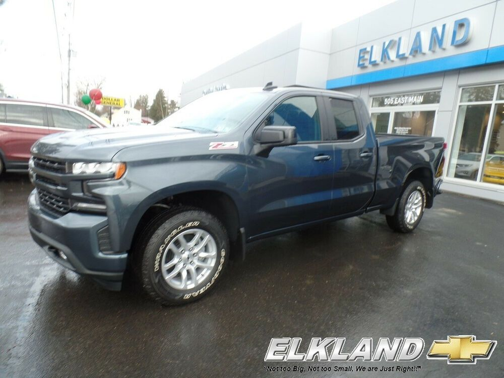 2020 Chevrolet Silverado 1500 Rst 2020 Rst New 5 3l V8 16v