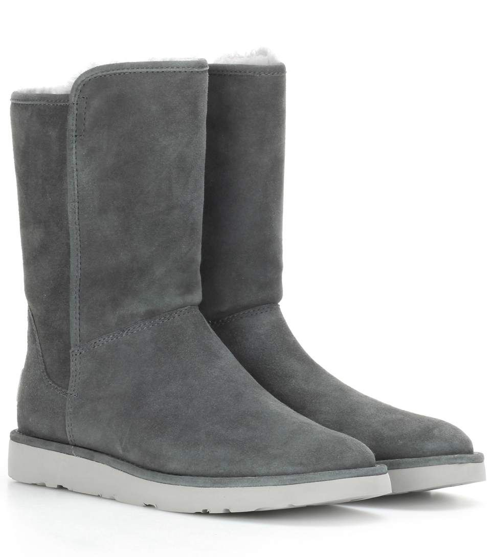 UGG Short grey ii - grey flat calf boots Free Shipping Prices Visit Clearance Store Cheap Price Buy Cheap 2018 Unisex Best Place g777W