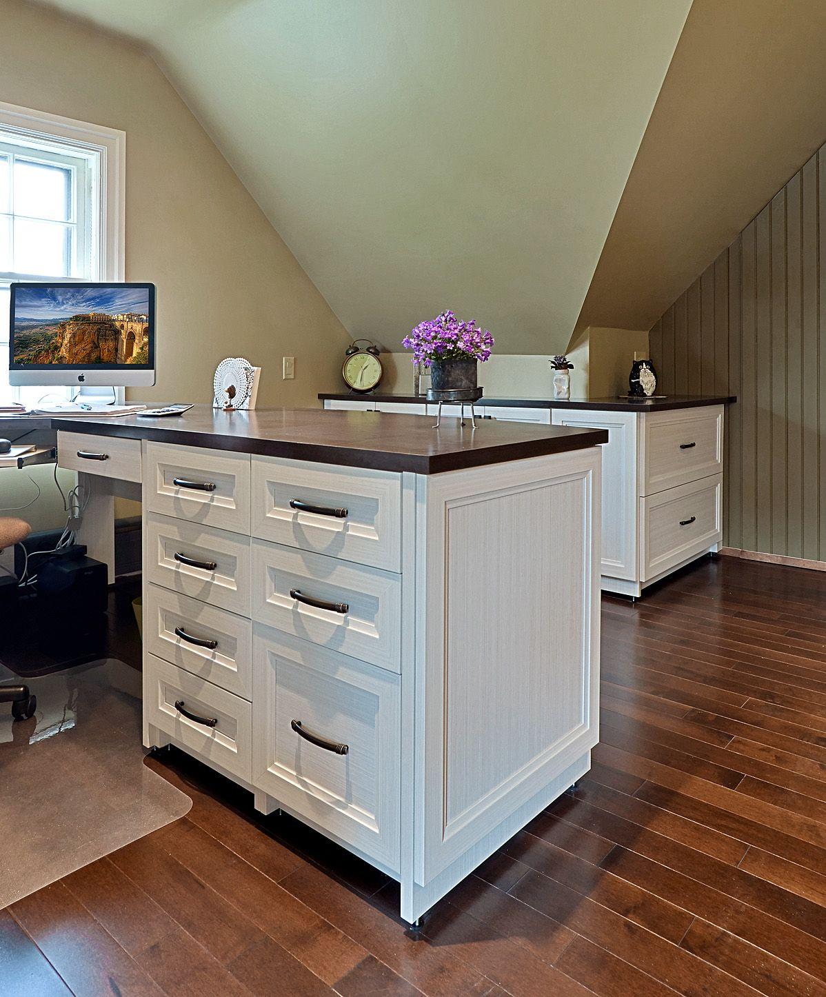 Get Home Design Ideas: Custom Home Office Design Ideas & Storage Solutions
