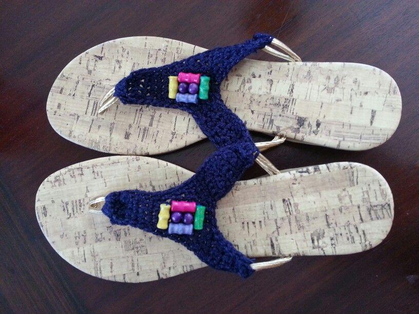 Diseños de sandalias