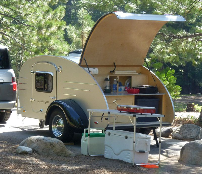 Awesome Teardrop Trailer Site Teardrops And Cool Campers Diy Teardrop Trailer Teardrop