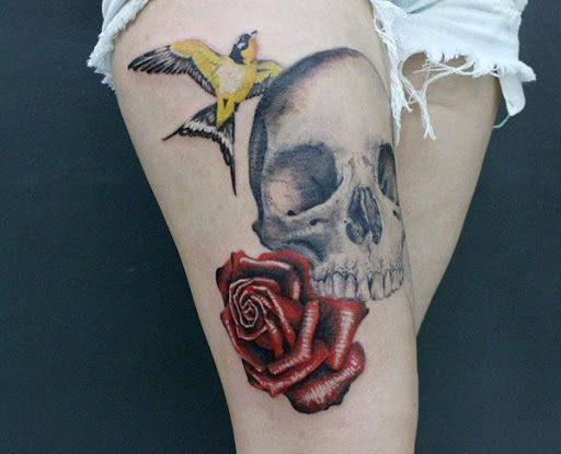 Uma visao classica #tattoo #tattoos #tattooed #inked #tats #ink #tatoo #tat #tattooart #tattooartwork #tattoodesign #tattooartist