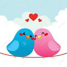 Resultado De Imagen Para Pajaritos Animados Enamorados Pajaros Animados Pajaritos Enamorados Imagenes De Pajaro