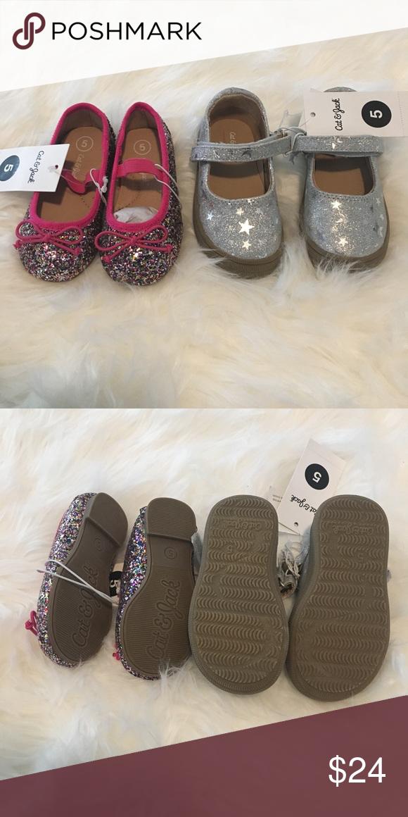 Cat \u0026 Jack Girls Toddler Shoes Size 5
