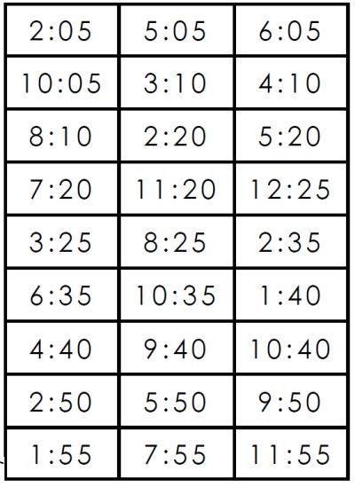 O'clock and Half Past, Worksheets, Printables, Digital, Analogue