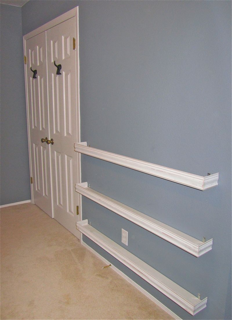 Diy How To Make Your Own Nursery Bookshelves From