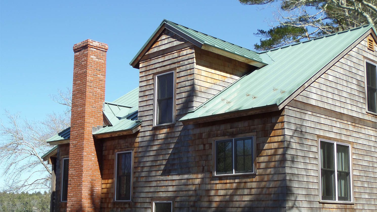 Best Found On Bing From Www Roofingcalc Com Metal Roof Colors 400 x 300