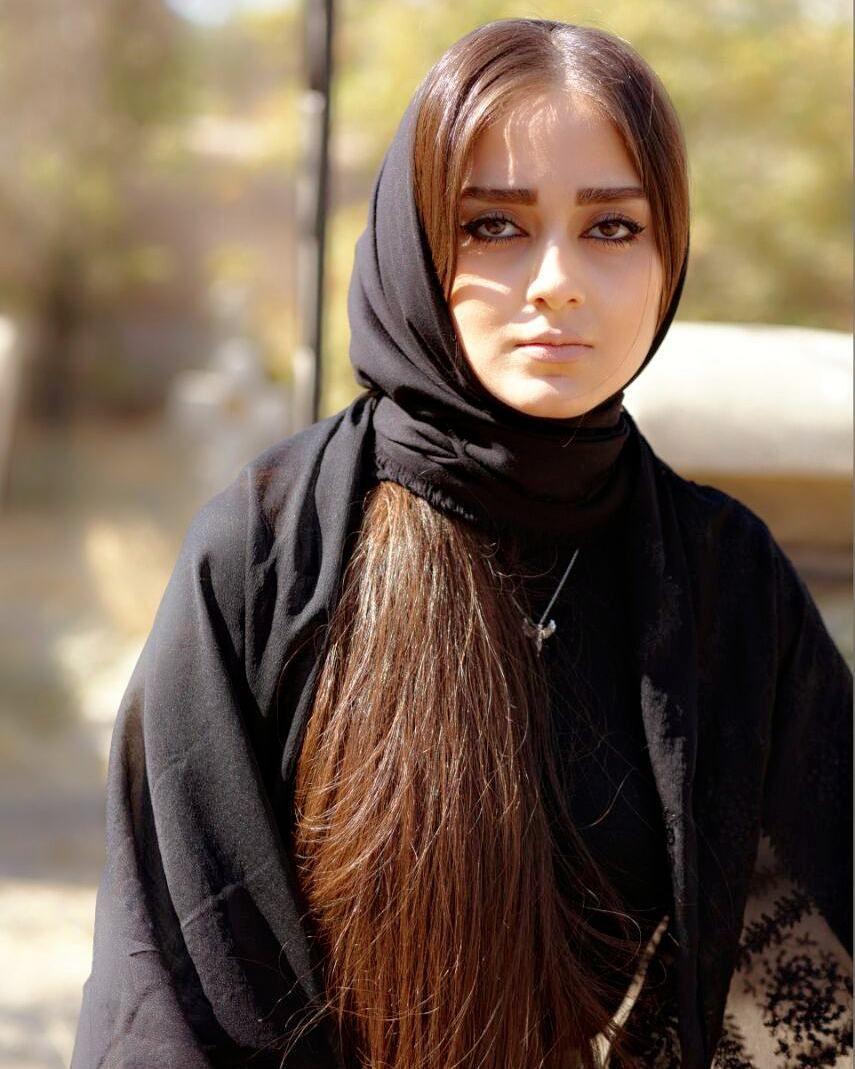 تارا Tara Art 1 Persian Fashion Fashion Portrait