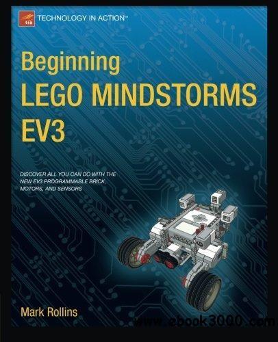 Beginning LEGO MINDSTORMS EV3 - Free eBooks Download | LEGO EV3 ...