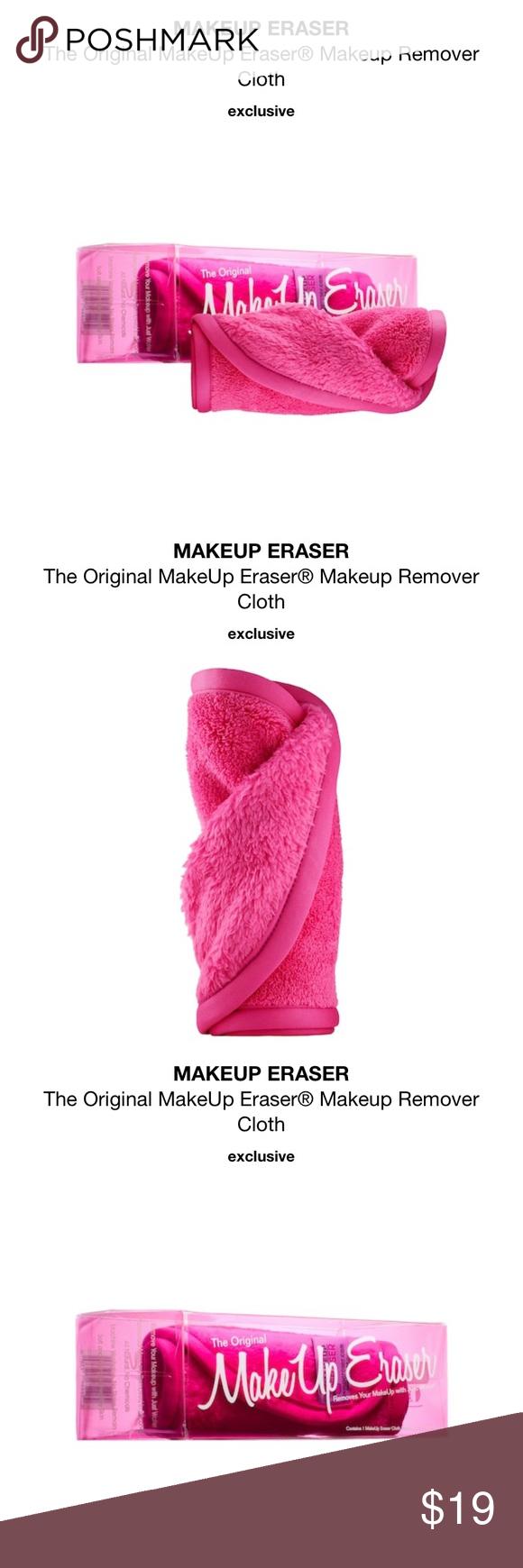 Makeup Eraser the original makeup remover cloth in 2020