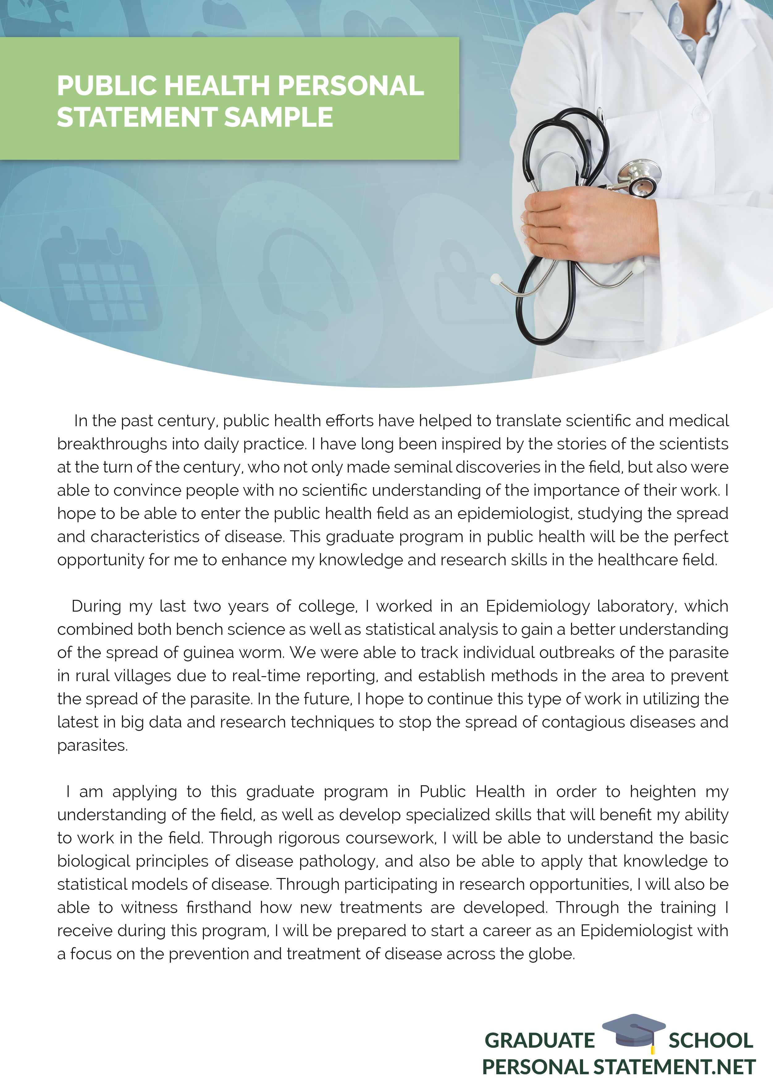Looking For Professional Public Health Personal Statement Sample Get It On Thi Si Medical School Stuff Examples Cardiac Physiology