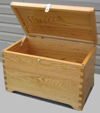 Como hacer una caja de madera caja de madera cajas y madera - Hacer una caja de madera ...