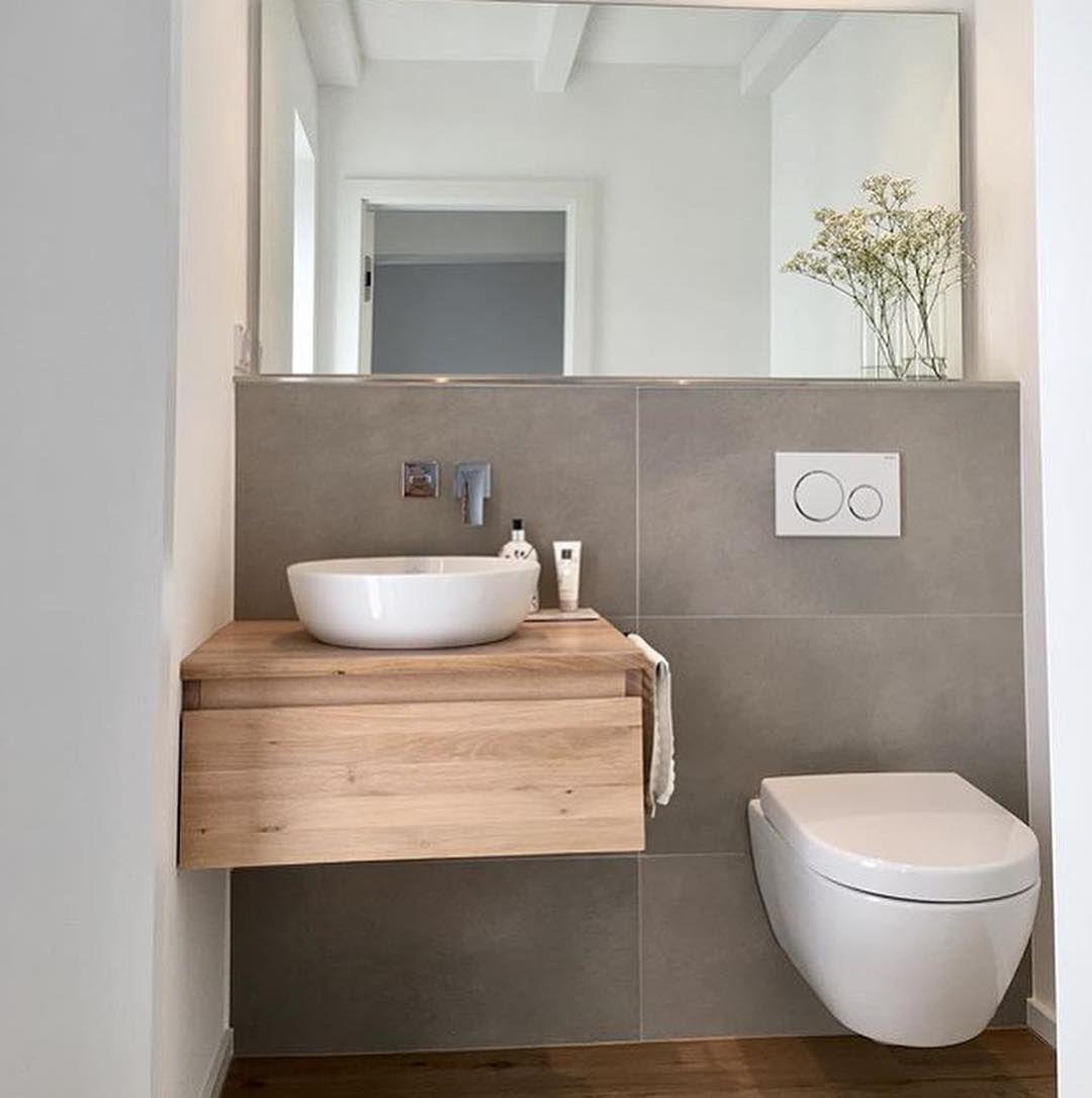 Bild könnte enthalten: Innenbereich | Gäste wc, Kleine ...
