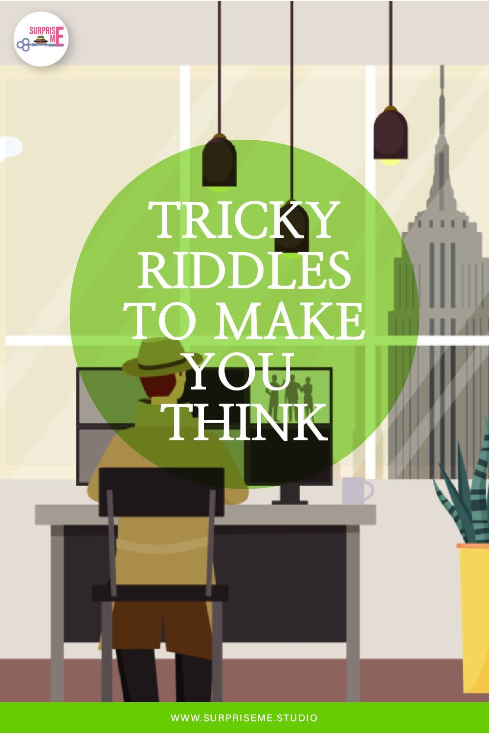 Tricky Riddles To make you think in 2020 Riddles