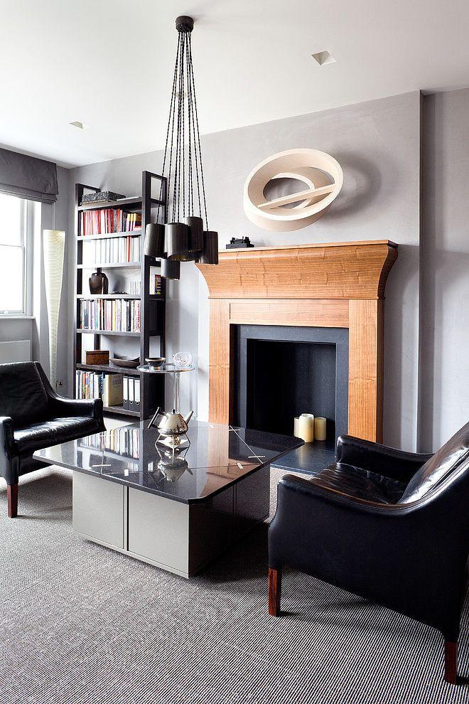 Современная квартира в Лондоне | Interior design living ...