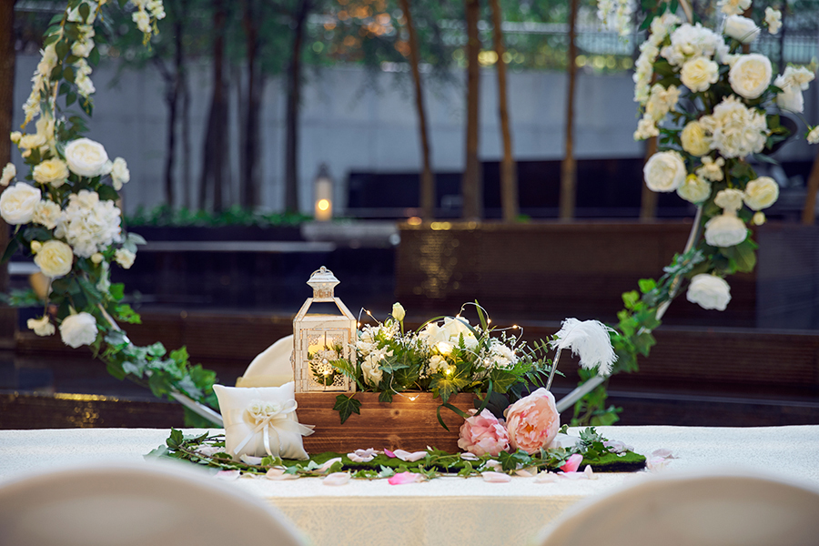 3 Unconventional Wedding Venues In Oasia Hotel Novena To
