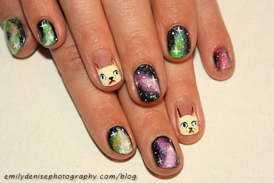 Cute nail designs for 10 year olds choice image nail art and 10 awesome nail art designs crazy nail art and crazy nails 10 awesome nail art designs prinsesfo Gallery
