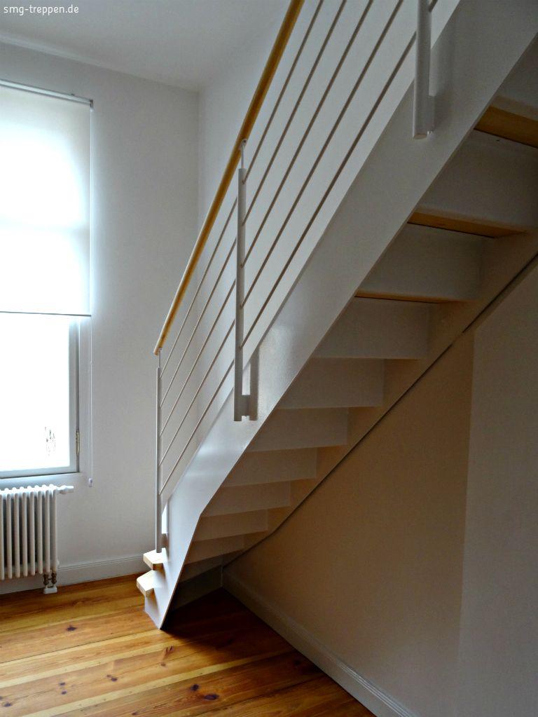 wangentreppen wat 3400 flachstahl wangentreppe mit setzstufen smg treppen blog pinterest. Black Bedroom Furniture Sets. Home Design Ideas