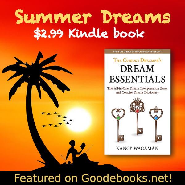 """The new dreams book is featured on Goodebooks net  A """"gold"""