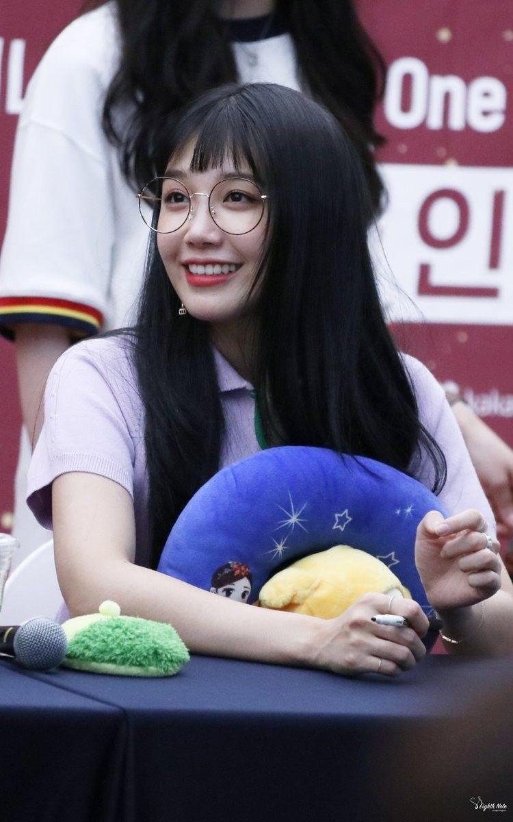 Jeong Eun Ji Apink 180722 Abs Eun Ji Vocalist