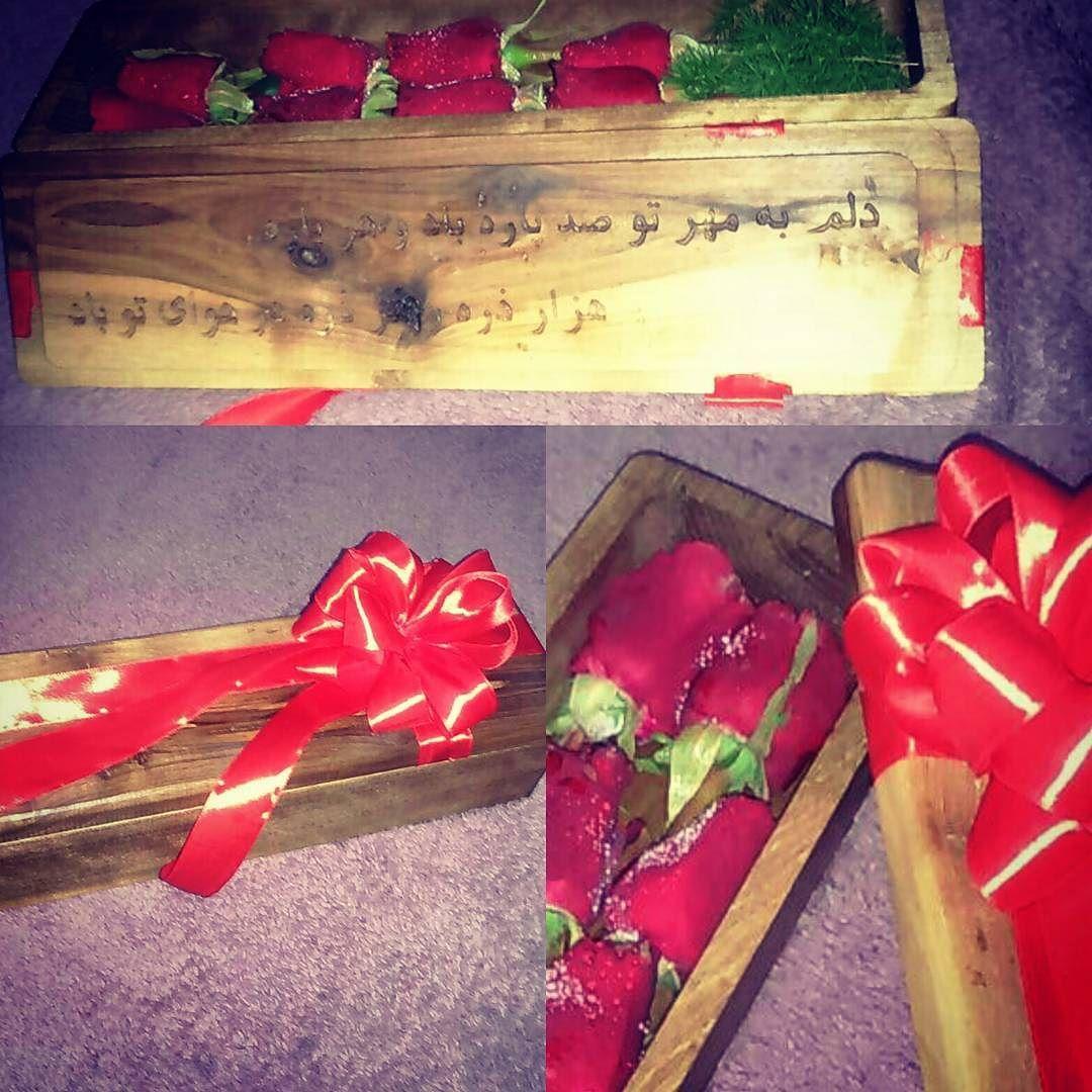 دلم به مهر تو صد پاره باد و هر پاره هزار ذره و هر ذره در هوای تو باد سفارش امروز دلم Gift Wrapping Gifts Wrap