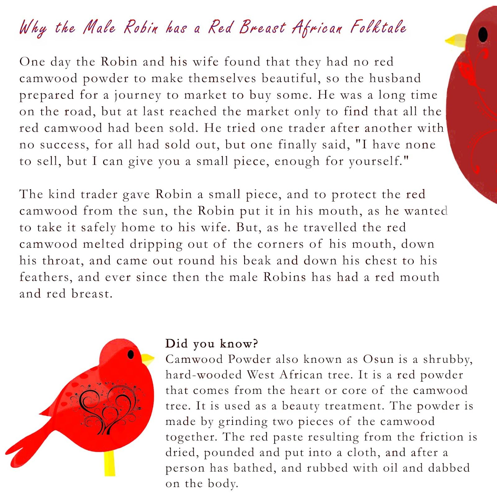 Pin On Love Storytime With African Folktales