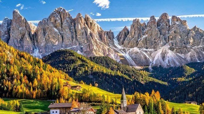 Terpopuler 30 Pemandangan Indah Di Dunia Youtube 4 Kota Kecil Terindah Di Dunia Ada Kota Di Italia Yang Cuma Download Ini Dia 6 Jal Di 2020 Pemandangan Danau Kota