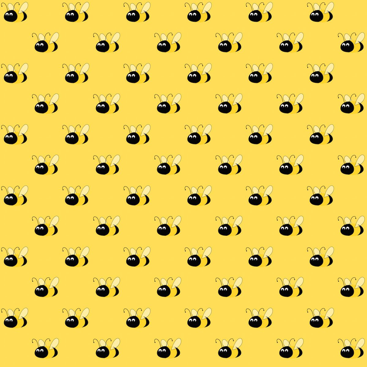 free digital bee scrapbooking paper digitales bienenmuster