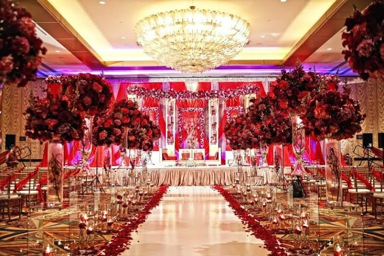 We Are Blown Away By This Ceremony Held At Houstons Hilton Americas Hotel