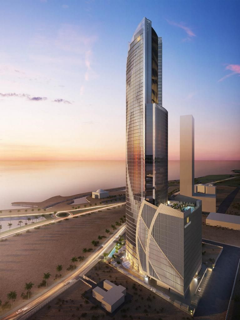 Millennium Hotel At Jeddah Corniche In 2020 Millennium Hotel Jeddah Hotel Plan