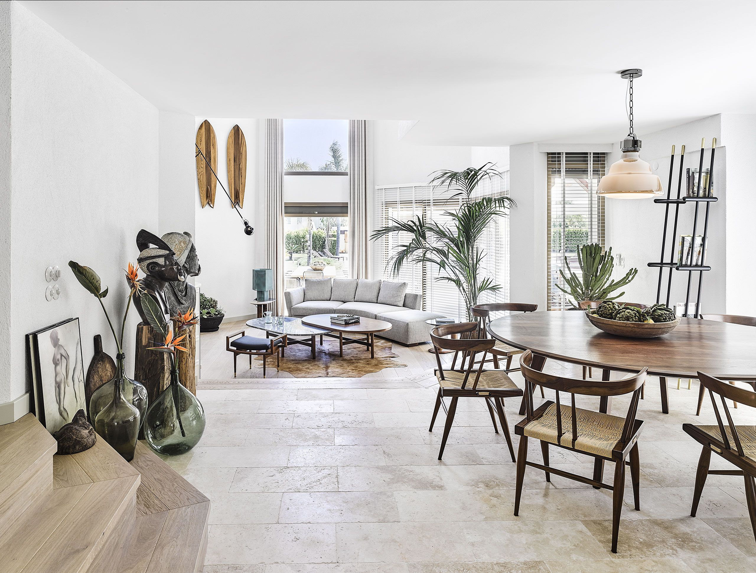 Mediterranean Summer House Marries Scandinavian South American Design In Cesme Yatzer Elegant Interiors Interior Interior Design