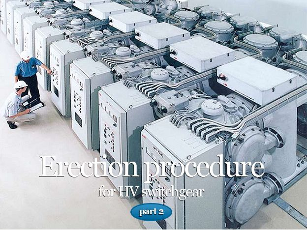 ABB Gas-insulated Switchgear ELK-04 Modular System up to 170 kV